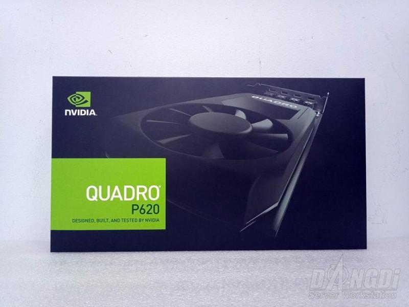 Đánh giá NVIDIA Quadro P620 chuyên đồ họa