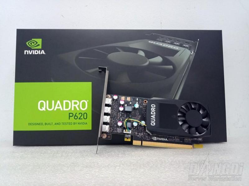 [Review] Đánh giá NVIDIA Quadro P620