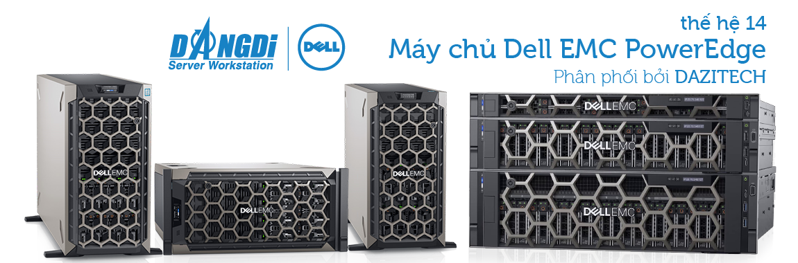 Banner Dell PowerEdge R340