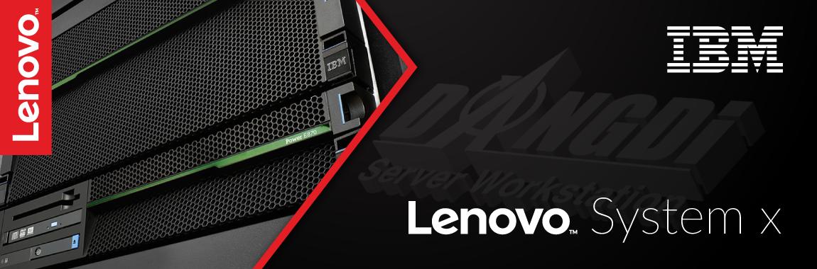 Banner Server IBM - Server Lenovo