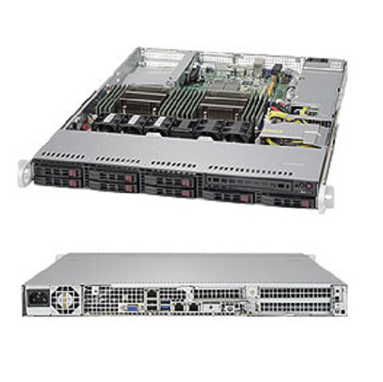 Supermicro SuperServer 1028R-TDW