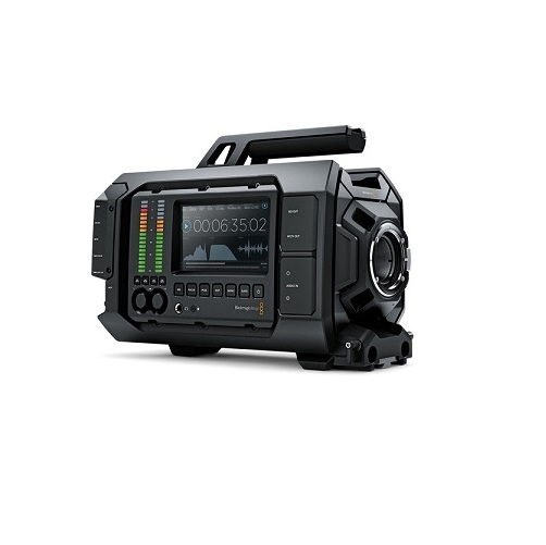 Blackmagic Design URSA 4.6K Digital Cinema Camera (Canon EF Mount - CINECAMURSAB46K/EF)