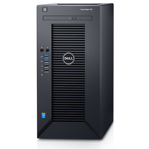 Server Dell PowerEdge T30 E3-1225v5 / 2x8GB / 1x1TB