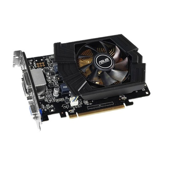 ASUS Geforce GTX 750 Ti (640 core, 2GB GDDR5, 128bit, 86.4 GB/s, 75 W)
