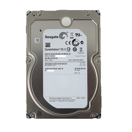 HDD Seagate Constellation ES.3 1 TB 7200rpm 128 MB SAS 6 Gb/s 3.5 inch (ST1000NM0023)