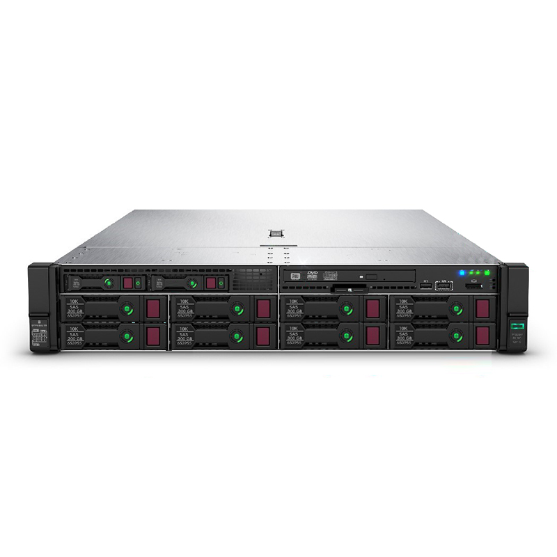 Server HPE ProLiant DL380 Gen10 4112 1P 16GB-R P408i-a 8LFF 1x500W (875759-S01)