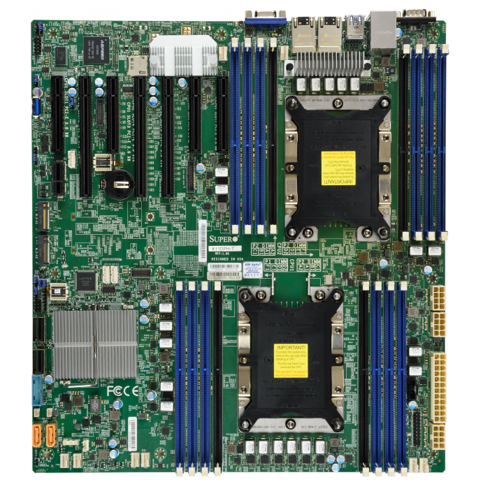Mainboard Supermicro X11DPH-i