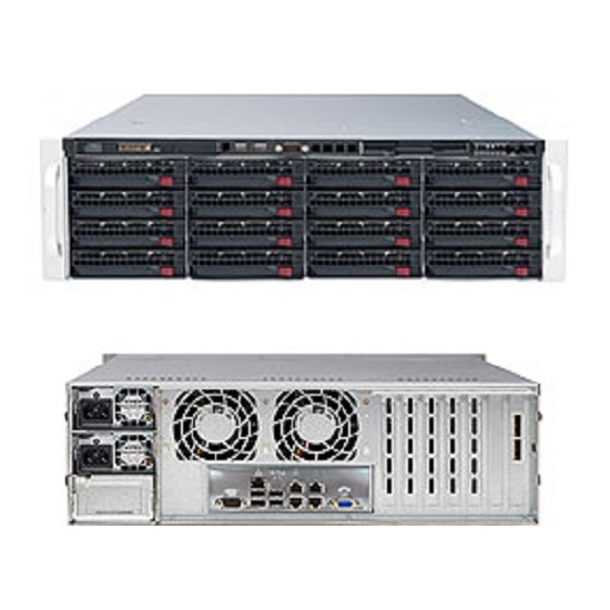 Supermicro SuperServer 6038R-E1CR16N