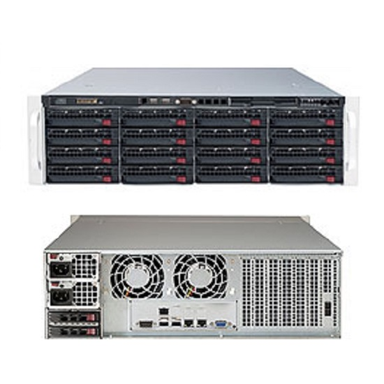 Supermicro SuperServer 6038R-E1CR16H