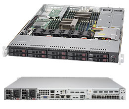 Supermicro SuperServer 1027R-WC1RT