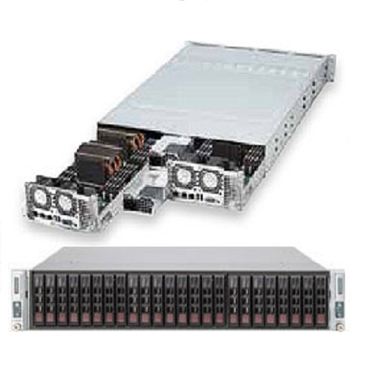 Supermicro SuperServer  2027TR-D70RF+