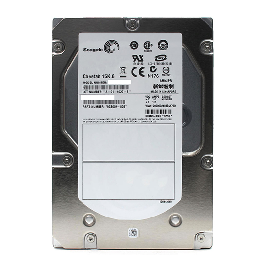 HDD Seagate Cheetah 15K.7 450 GB 15000rpm 16 MB SAS 6 Gb/s 3.5 inch (ST3450857SS)