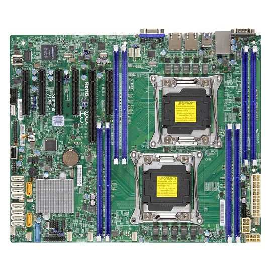Mainboard Supermicro X10DRL-i