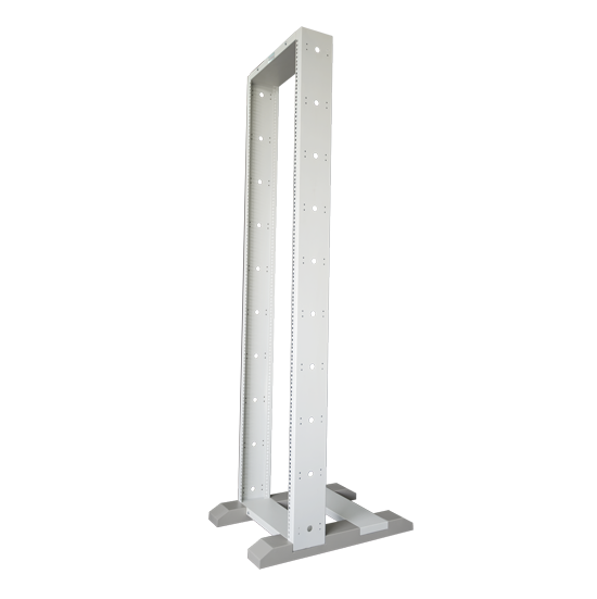 Vietrack 2 Posts Open Rack 27U 600 x 704 (VRO27-2)