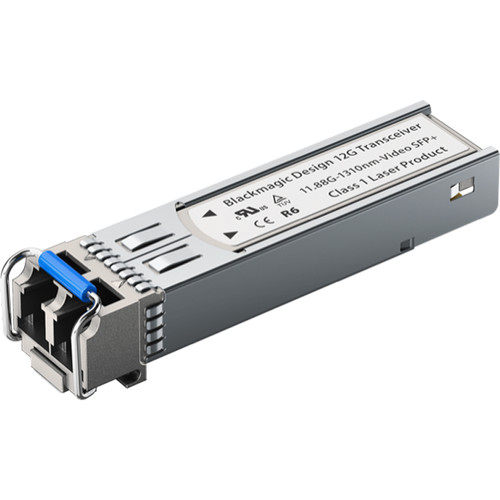Blackmagic Design Adapter - 12G BD SFP Optical Module (ADPT-12GBI/OPT)