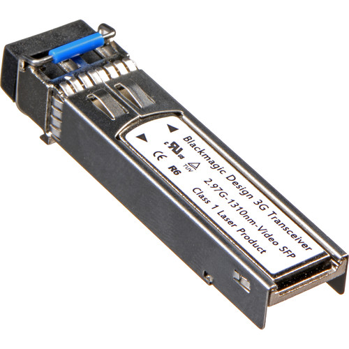 Blackmagic Design Adapter - 3G BD SFP Optical Module (ADPT-3GBI/OPT)