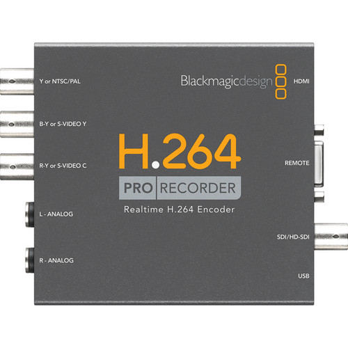 Blackmagic Design H264 Pro Recorder (VIDPROREC)
