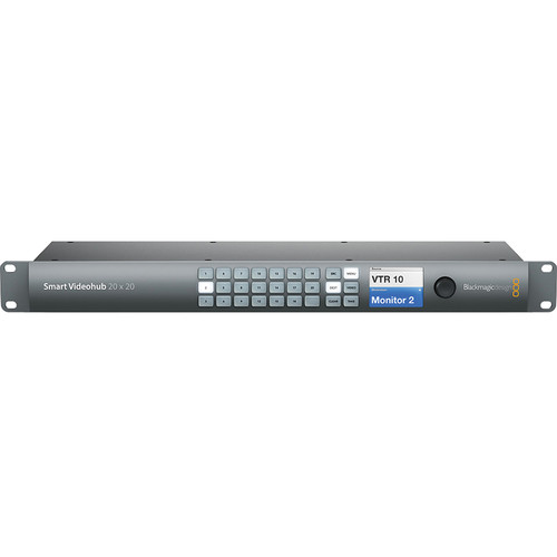 Blackmagic Design Smart Videohub 20x20 (VHUBSMART6G2020)