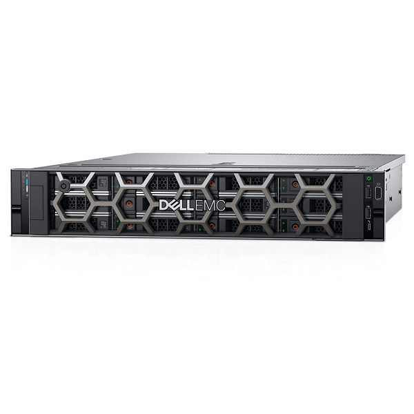 Server DELL PowerEdge R540 12x3.5in / 1x Silver 4210 / 32GB / PERC H730P/ 2x750W