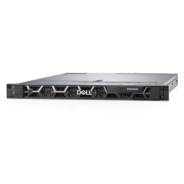 Server DELL PowerEdge R640 8x2.5in / 1x Silver 4210 / 32GB / PERC H730P/ 2x750W