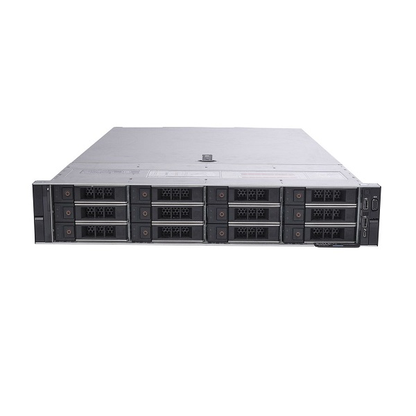 Server DELL PowerEdge R740xd 12x3.5in / 1x Silver 4210 / 32GB / PERC H730P/ 2x750W