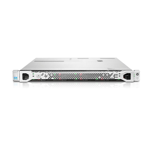 Server HP ProLiant DL360P G8 SFF 654081-B21-E5-2609 v2