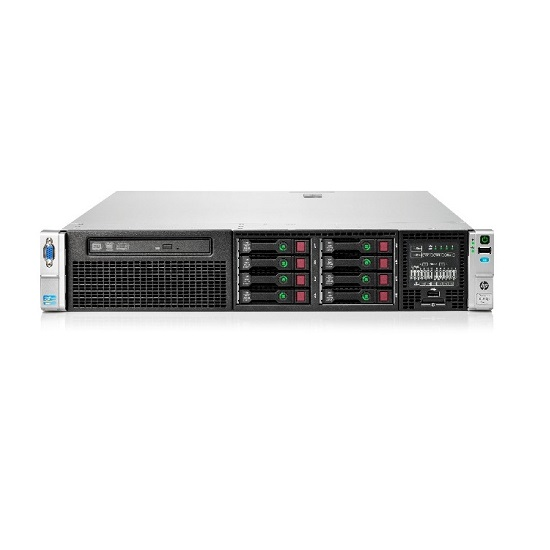 Server HP ProLiant DL380P G8 SFF 653200-B21-E5-2609 v2