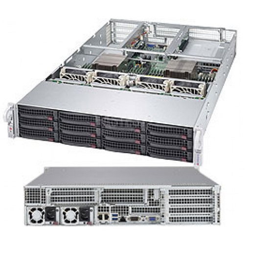 Supermicro SuperServer 6028R-WTR