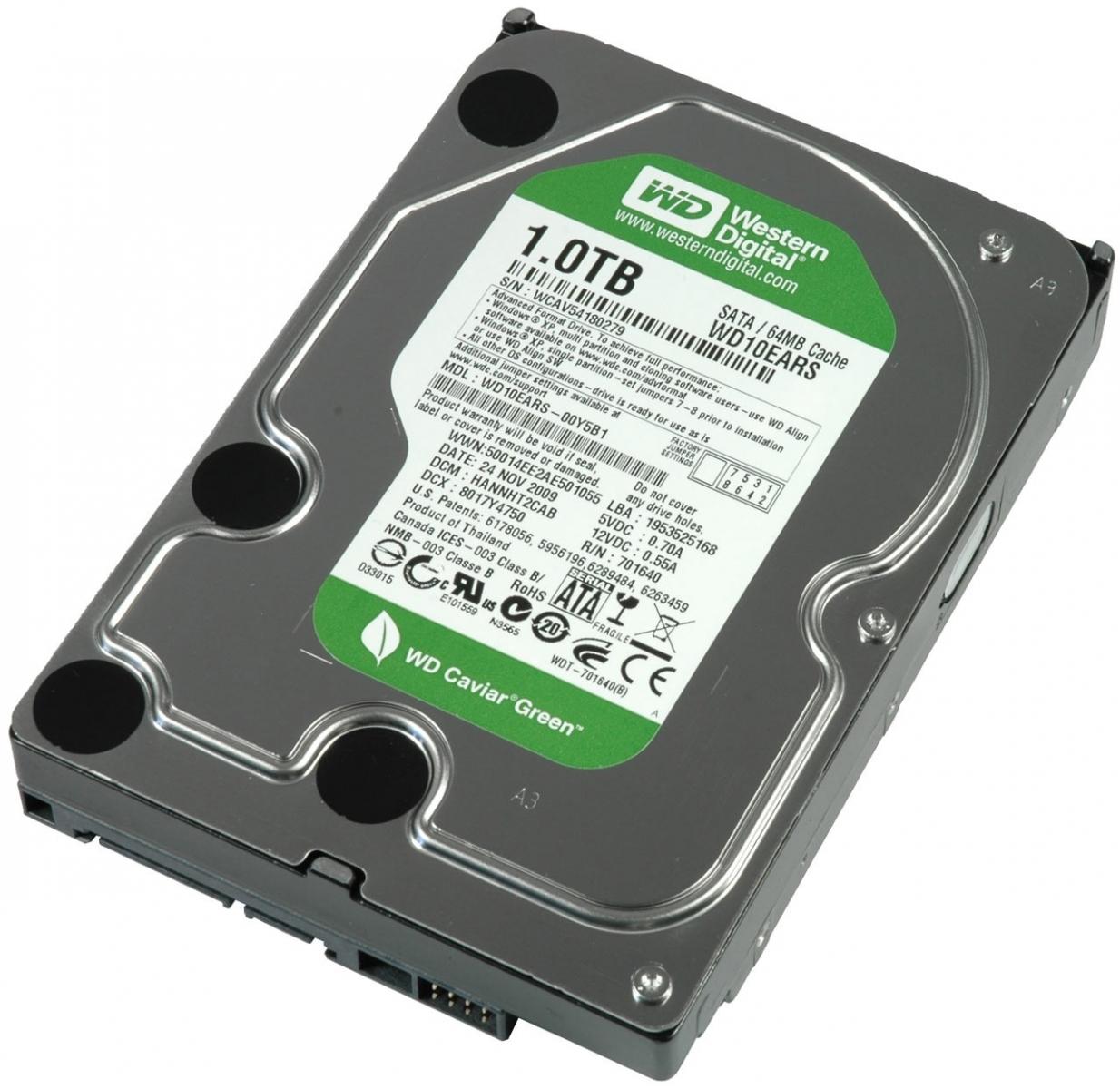 HDD máy chủ (server) là gì? Cấu trúc của HDD máy chủ (server)