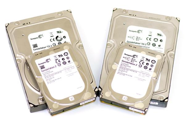 Cách chọn HDD máy chủ (server) tốt