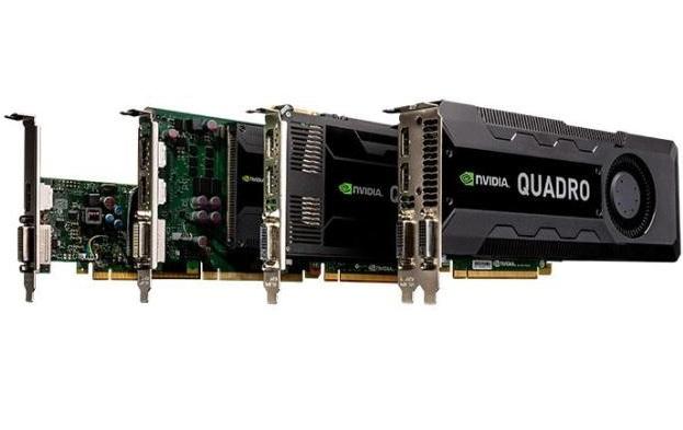 Giới thiệu về dòng NVIDIA Quadro - Card đồ họa chuyên dụng