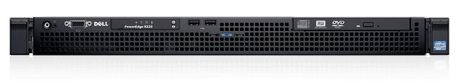 Dell R220 - Exceptional versatility