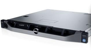 Dell R220 - Quiet and compact design