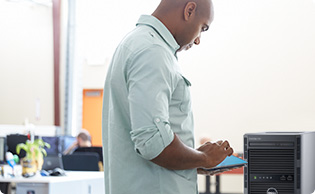 PowerEdge T130 tower server - Reliable, worry-free operation