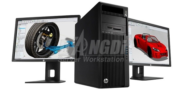 HP Z440 Workstation - 3