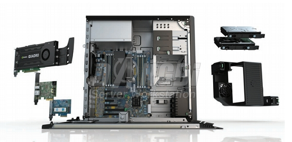 HP Z440 Workstation - 5