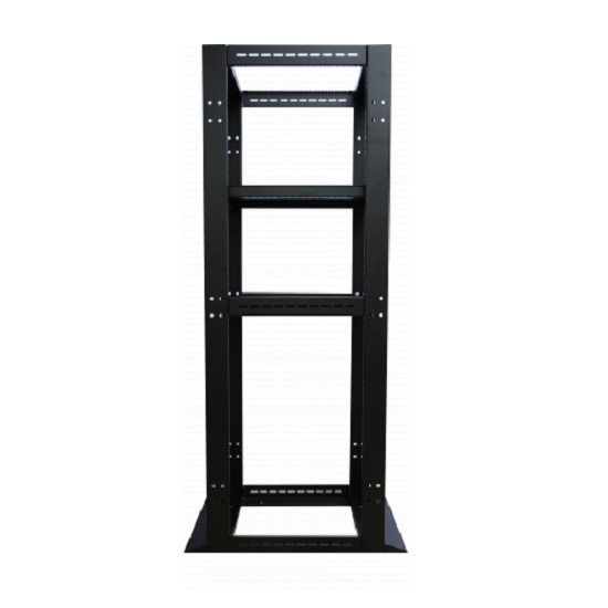 Vietrack 4 Posts Open Rack 27U 600 x 1000 (VRO27-4-100)